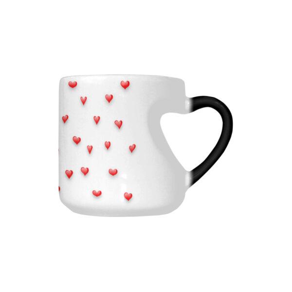 AwakeNAware.com Awake & Aware Magic Heart Mug Handle Right