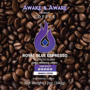 Awake-&-Aware-Royal-Blue-Espresso-Beans-Clear-Label