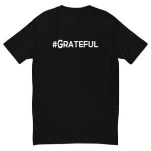 Awakenaware.com-AwakeAware-Hashtag-Grateful-Tee_mockup_Front_Flat_Black