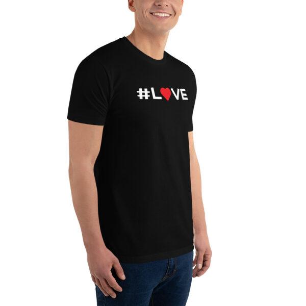 Awakenaware.com-AwakeAware-Hashtag-Love-Tee_mockup_Right-Front_Mens_Black