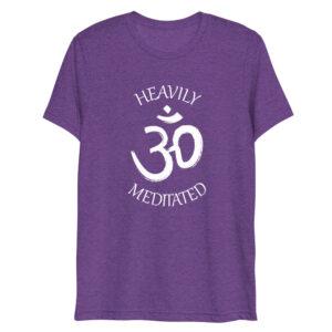 Awake & Aware awaknaware.com @awakenawarein Heavily Meditated Tee
