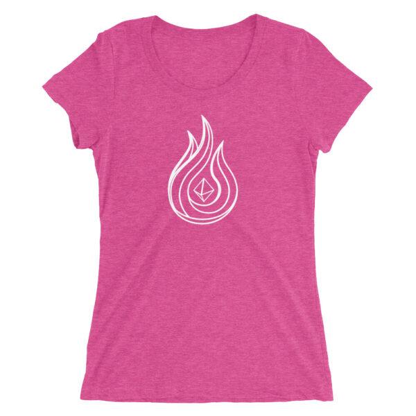 Awakenaware.com-Awake-&-Aware-Violet-Flame-Tee-Womens-2