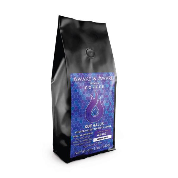 Awake-&-Aware-Pura-Vida-(Costa-Rica)-12oz-Single-Origin-Coffee-Bag-With-Label